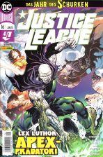 Justice League (Serie ab 2019) # 16