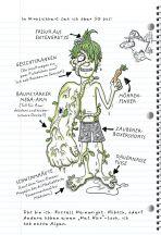 Geheime Tagebuch von Swamp Kid, Das