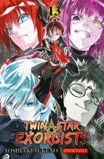 Twin Star Exorcists: Onmyoji Bd. 13