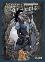 Lady Mechanika Collector's Edition # 01