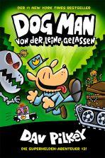 Dog Man # 02 - Von der Leine gelassen