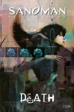 Sandman Deluxe # 09 - Death