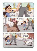 Selma tauscht Sachen: Hundeleben