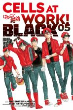 Cells at Work! Black Bd. 05