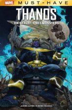 Marvel Must-Have: Thanos - Die Geburt eines Monsters