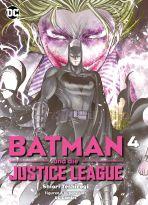 Batman und die Justice League (Manga) Bd. 04 (von 4)