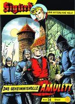 Sigurd Uncut # 34 - Das geheimnisvolle Amulett