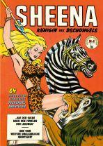 Sheena - Königin des Dschungels # 05