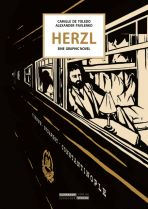 Herzl - Eine Graphic Novel