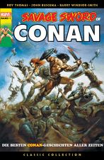 Savage Sword of Conan Classic Collection # 01