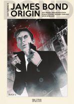 James Bond 007 # 10 (Splitter) VZA - James Bond Origin Teil 2