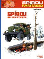 Spirou + Fantasio Spezial # 30 - Spirou bei den Sowjets