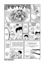Sauerkraut und Sojasauce
