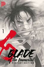 Blade of the Immortal - Perfect Edition Bd. 01