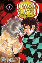 Demon Slayer - Kimetsu no Yaiba Bd. 04