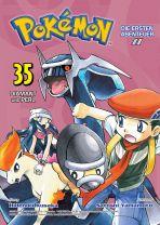 Pokémon - Die ersten Abenteuer Bd. 35 - Diamant und Perl