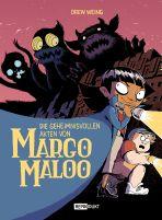 Margo Maloo (01) - Die Geheimnisvollen Akten von Margo Maloo
