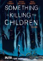 Something is killing the Children # 01