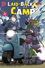 Laid-Back Camp Bd. 03