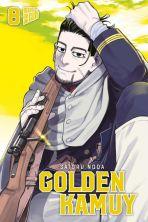Golden Kamuy Bd. 08