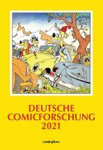 Deutsche Comicforschung (17) Jahrbuch 2021