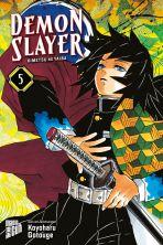 Demon Slayer - Kimetsu no Yaiba Bd. 05