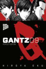 Gantz - Perfekt Edition Bd. 09 (von 12)