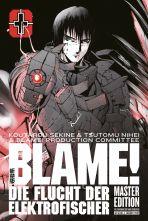 Blame! Master Edition Bd. 08 (von 8) - Blame!+ - Die Flucht der Elektrofischer