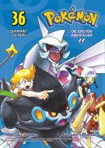Pokémon - Die ersten Abenteuer Bd. 36 - Diamant und Perl
