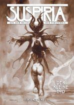 Suspiria aus dem Reich der Finsternis (01) - Der kleine Tod - Horley-Cover (2. Auflage)