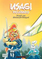 Usagi Yojimbo # 17 - Duell am Kitanoji-Tempel
