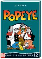 Bild Comic-Bibliothek # 12 - Popeye
