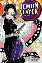 Demon Slayer - Kimetsu no Yaiba Bd. 06