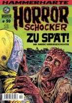 Horrorschocker # 59 - Zu Spät!
