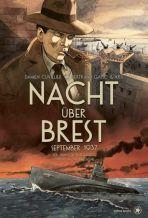 Nacht über Brest