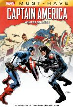 Marvel Must-Have: Captain America - Winter Soldier