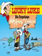 Lucky Luke (HC) Bd. 100 - Die Ursprünge: Western von Gestern