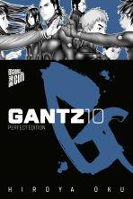 Gantz - Perfekt Edition Bd. 10 (von 12)