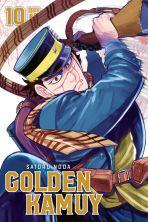 Golden Kamuy Bd. 10