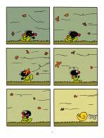 Kleiner Strubbel (16) - Kaugummiblasenduell (ohne Worte)