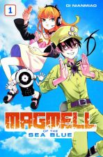 Magmell of the Sea Blue Starter-Spar-Pack Band 1-2