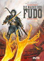 Maske des Fudo, Die 03 (von 4)