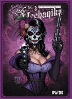 Lady Mechanika Collector's Edition # 03