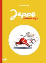 Jeppe unterwegs (Bilderbuch mit Comicelementen)