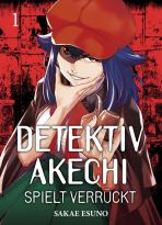 Detektiv Akechi spielt verrückt Starter-Spar-Pack Band 1-2