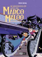 geheimnisvollen Akten von Margo Maloo, Die # 02 - Die Monster-Mall