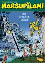 Marsupilami (Carlsen) # 23 - Der Tempel im Urwald