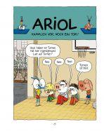 Ariol # 12 - Ein stolzer Gockel