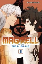 Magmell of the Sea Blue Bd. 08