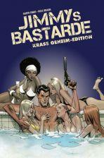 Jimmys Bastarde Deluxe-Collection - Krass Geheim-Edition